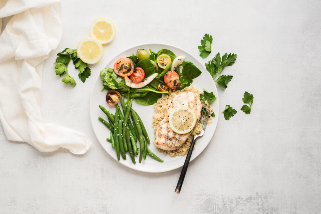 Planning stress busting meals